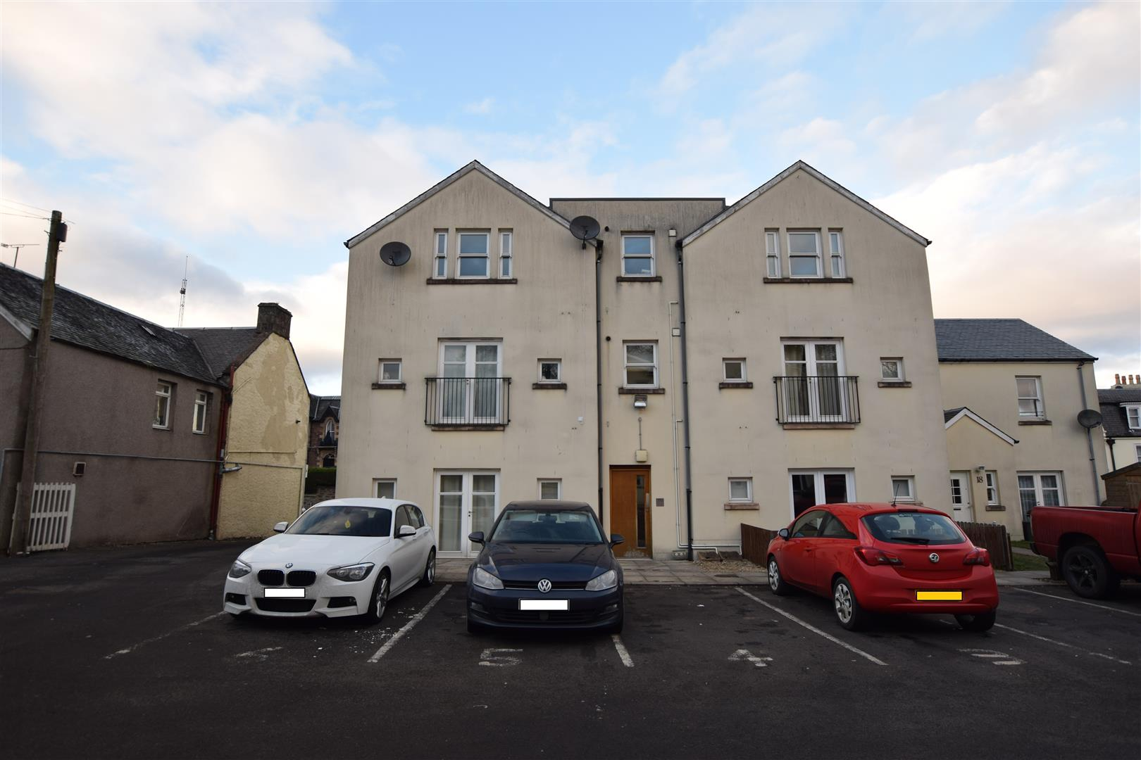 5, Beneagles Court, High Street, Auchterarder, PH3 1FE, UK